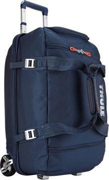Kép Gurulós Bőrönd Crossover 56L, sötét kék