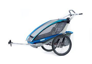 Kép Kerékpárutánfutó, Chariot CX 2